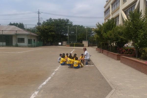 西砂 小学校